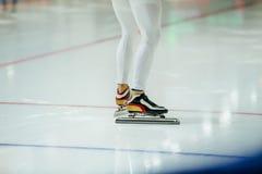 Skater da velocidade do homem Imagem de Stock