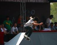 Skater do rolo Imagens de Stock