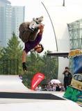 Skater do rolo Imagem de Stock