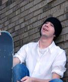 Skater Teen Stock Images