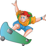 Skaterboy Stock Images