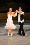 Skaters Cappellini Lanotte -Italian Championship Stock Photography