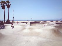 Skaters stock photography