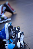 Skaters Royalty Free Stock Images