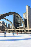 Skaters in Toronto Royalty Free Stock Photo