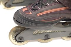 Skates Royalty Free Stock Photos
