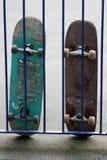 Skates Imagem de Stock Royalty Free