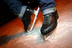Skates Royalty Free Stock Photography