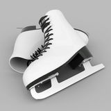 Skates for figure skating Royalty Free Stock Images