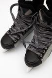 Skates for hockey Stock Photos