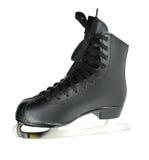 Skates for ice skating isolated on white Royalty Free Stock Photo