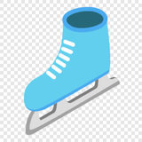 Skates isometric 3d icon Stock Images
