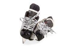 Skates pair isolated Stock Photos