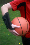 Basketball Sports Injury Stock Images