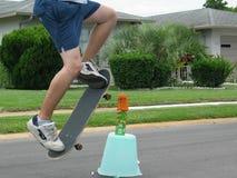 Skating Royalty Free Stock Photo