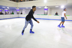 Skating Stock Photography