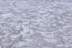 Skating ice rink Royalty Free Stock Photo