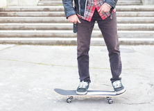 Skating Royalty Free Stock Photography