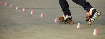 Skating Royalty Free Stock Images