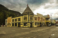Skaway Alaska Royalty Free Stock Photos