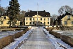 Skebo bruk Royalty-vrije Stock Foto's
