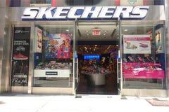 Skechers stock afbeelding