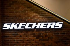 Skechers Royalty Free Stock Images