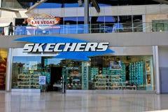Skechers Store, Las Vegas, NV Royalty Free Stock Photography