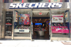 Skechers Stock Image