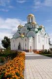 Skeet, μοναστήρι Krasnohirskyy, πόλη Zolotonosha, Cherkasy στοκ εικόνες