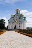 Skeet, Krasnohirskyy monastery, town Zolotonosha, Cherkasy Stock Images