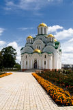 Skeet, Krasnohirskyy monastery, town Zolotonosha, Ukraine Stock Photo