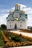 Skeet, Krasnohirskyy monastery, town Zolotonosha, Ukraine Stock Photos