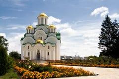 Skeet, Krasnohirskyy monastery, town Zolotonosha, Ukraine Stock Image
