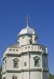 Skeet Patriarch Nikon 23rd jerusalem juni kloster nya russia för 2007 Istra Royaltyfria Bilder