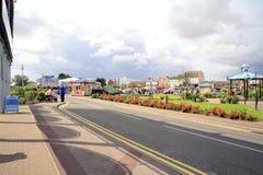 Skegness, Lincolnshire Zdjęcia Royalty Free