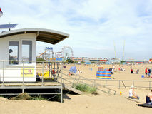Skegness, Lincolnshire. Stock Images