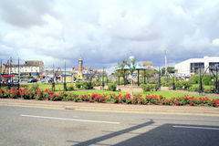 Skegness, Lincolnshire. Royalty Free Stock Photo