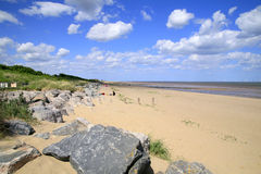 Skegness, Lincolnshire. Royalty Free Stock Images