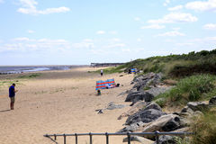 Skegness, Lincolnshire. Stock Photos