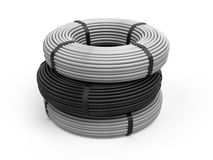 Skein cable royalty free illustration