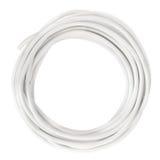 Skein of coaxial cable Stock Photos
