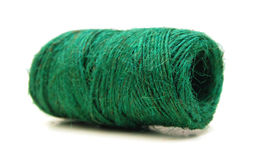 Skein of jute twine Royalty Free Stock Photography