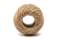 Skein of jute twine Stock Photography