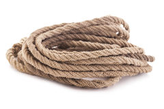 Skein of rope Royalty Free Stock Image