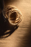 Skein Of Rope Royalty Free Stock Photography