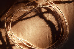 Skein Of Rope Royalty Free Stock Photo