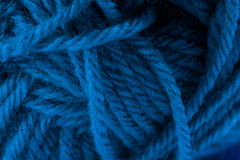 Skein of thread close-up stock image