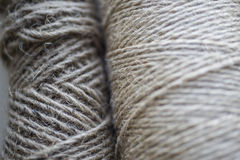 Skein of thread Stock Photography