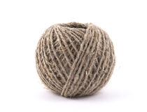 Skein of twine Royalty Free Stock Images